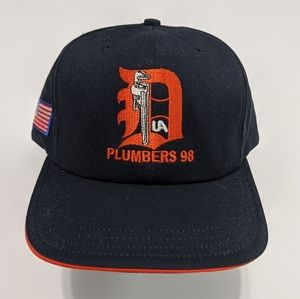 2010 Detroit Plumbers Union Embroidered Hat